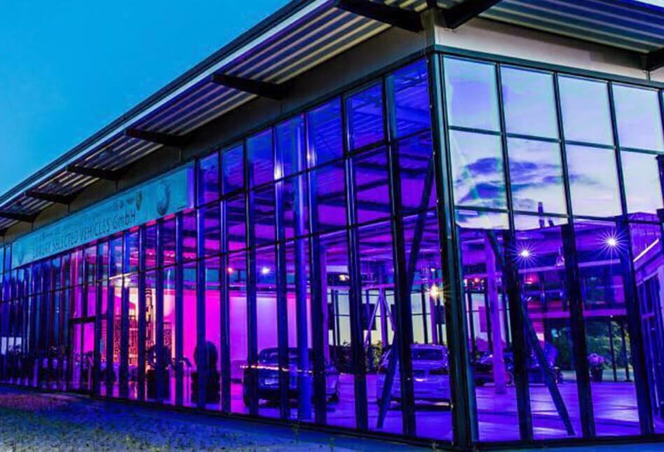 Glashaus Kassel By Orangerie3 Secret Emotion